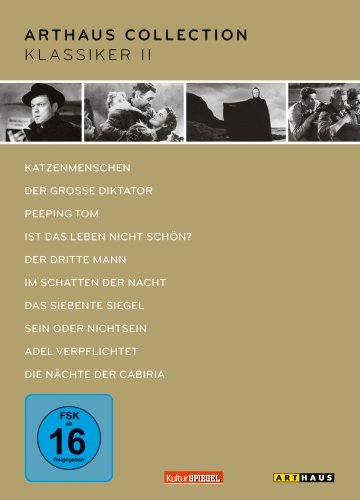 Arthaus Collection - Klassiker II [10 DVDs]