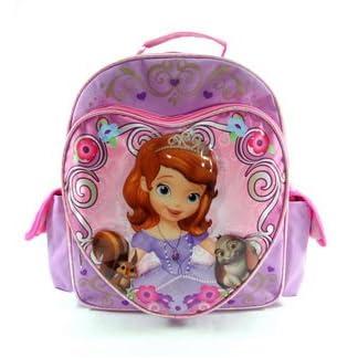 pequeña mochila de Princesa Sofia