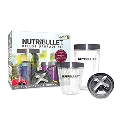 NutriBullet Deluxe Accessory Kit