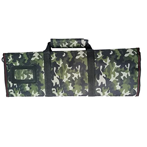 QEES Chef Knife Roll 18