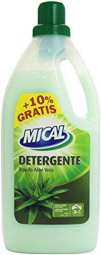 Foto de Mical Detergente Líquido con Aloe Vera - 3000 ml