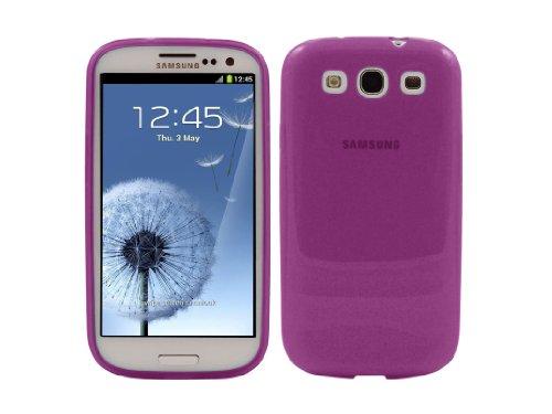 Skin Cover - Hülle Case für Samsung Galaxy S III i9300 - lila ()