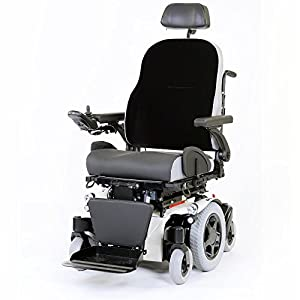 Sunrise Medical Quickie Salsa M Comfort Powerchair (Choose Seat Dimensions)