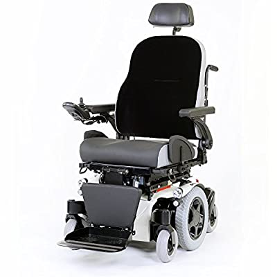 Sunrise Medical Quickie Salsa M Comfort Powerchair (Choose Seat Dimensions)