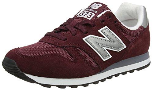 Rosso 38.5 EU New Balance 373 Sneaker Uomo Burgundy Scarpe s6c