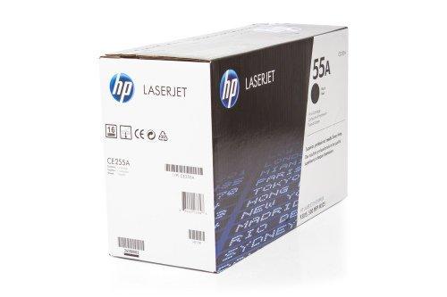 Preisvergleich Produktbild Original Toner passend für HP LaserJet Enterprise 500 MFP M 525 dn HP 55A CE255A - Premium Drucker-Kartusche - Schwarz - 6.000 Seiten