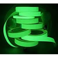Rosco cinta fluorescente gafftac Glow Tape 24 mm x 10 m