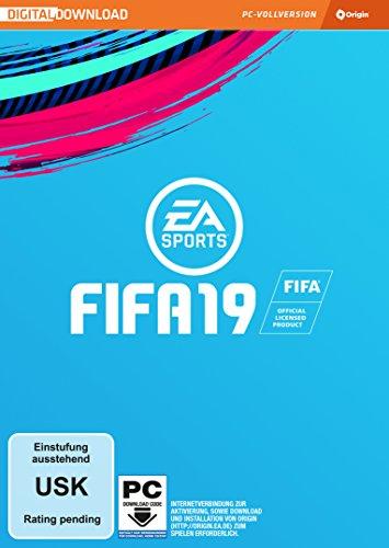 FIFA 19 - Standard Edition - [PC] (Code in der Box)