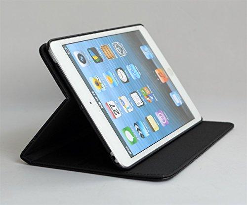 inShang iPad Hülle Schutzhülle für iPad mini 4, PU Leder mit Muster von Diamond, Ständer Etui Tasche Smart Case Cover für ipad mini4 mit Automatische Einschlaf/Aufwach + inShang Logo hochwertigen Stylus Eingabestift Stift - 2