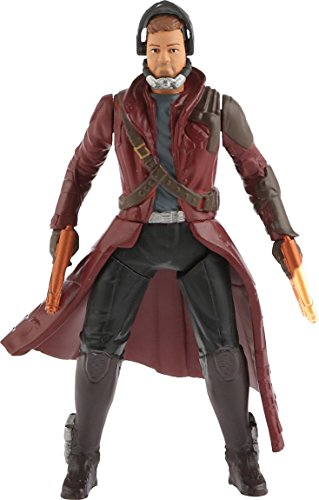 Marvel Guardianes de la Galaxia - Figura de Rapid Revealers Star Lord 3