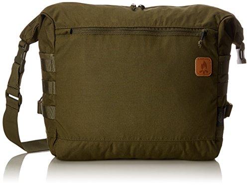 BUSHCRAFT Satchel Bag Tasche - Cordura® - Olive Grün (Stauraum Für Cds)