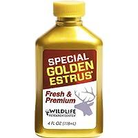 Investigación de Vida Silvestre 405-4 estro de Oro Especiales