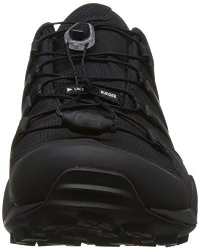adidas Herren Terrex Swift R2 GTX Trekking-& Wanderhalbschuhe, Schwarz, 50.7 EU Schwarz (Core Black/core Black/core Black Core Black/core Black/core Black)