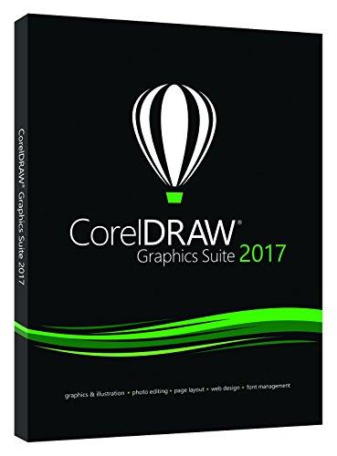 CorelDRAW Graphics Suite 2017 - caja de embalaje (actualizac
