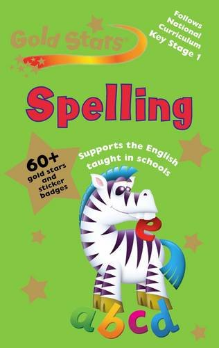 Gold Stars Workbook: Spelling