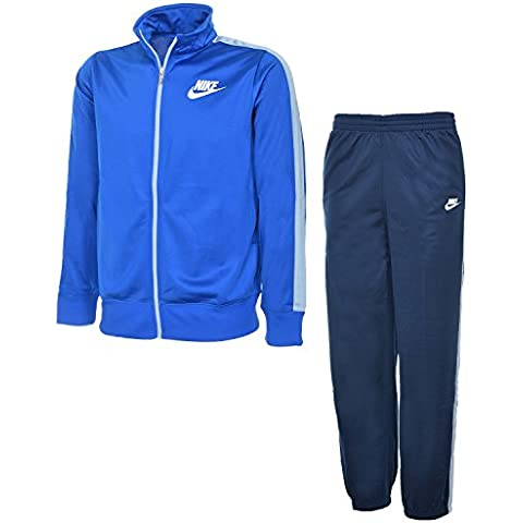 Nike YA de punto de entrenamiento para niños WUP GPX vers traje 724297. Coloures negro, azul Talla:M