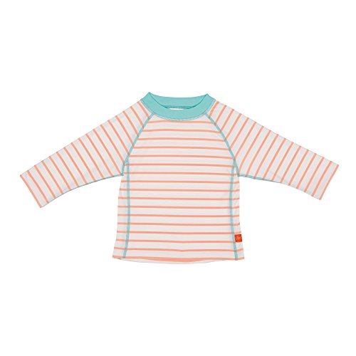 aby Long Sleeve Rashguard Langarmshirt, Sailor peach, 24 Monate, mehrfarbig (Baby Sailor Hut)