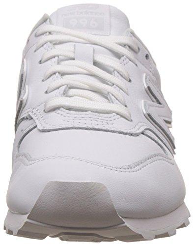 New Balance Damen Wr996 Sneaker Weiß (White)
