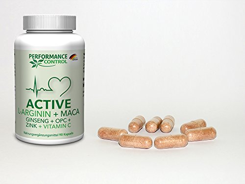 Performance Control ACTIVE Potenzmittel - 3