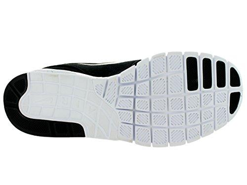 Nike Stefan Janoski Max L, Chaussures de Skateboard Homme Noir (Black/white 002)