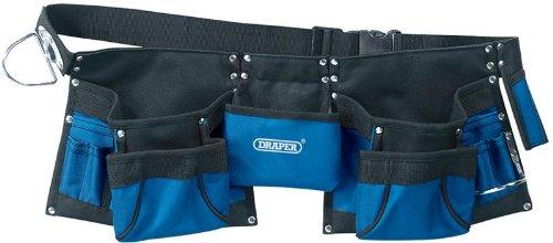 Draper, Cintura porta attrezzi a doppia tasca, robusta - 3068