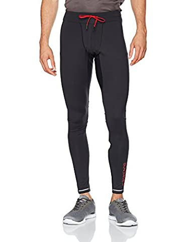 Mens Running Leggings Professional Performance Running Tights with Heat Control,