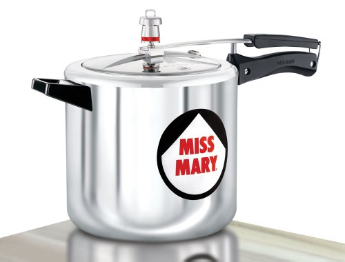 Hawkins Miss Mary Aluminium Pressure Cooker, 7 Litres  available at amazon for Rs.1480