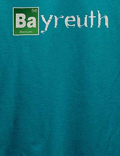 Bayreuth T-Shirt Türkis