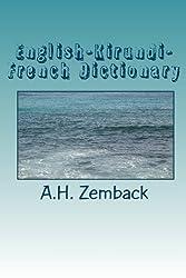 English-Kirundi-French Dictionary: Kirundi-English-French