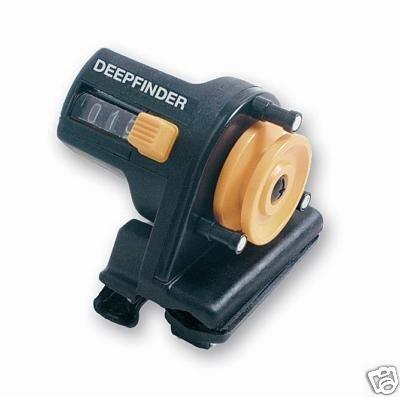 Deepfinder Tiefenzähler Schnurzähler bis 999 m