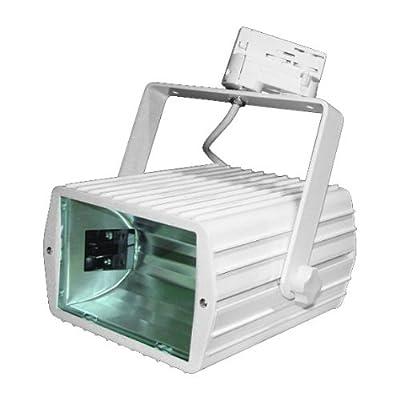 CLE Strahler Floodlight HQI-TS 150W weiss CDM-TD von CARDANLIGHT EUROPE bei Lampenhans.de
