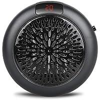 AUTFIT Portátil Calefactor Eléctricas 1000W Mini Ventilador Termoventiladores para Oficina, Dormitorio, Garaje, ...