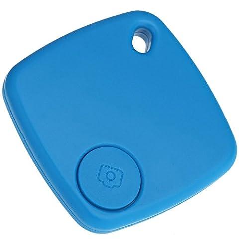 TOOGOO(R) 2 en 1 porte-cle alarme Anti-perte Bluetooth 4.0 localisation Tracker intelligente et Remote a distance Camera pour iPhone 4S 5 5C 5S 6 Plus Samsung S5 S4