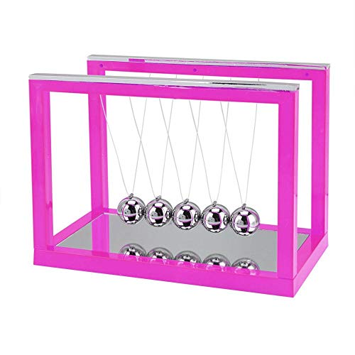Especificación:     Material: plástico + hierro     Color: 1 # naranja / 2 # púrpura (opcional)     Batería: 4 pilas AA (no incluidas)     Tamaño: aprox.16 * 12 cm / 6.29 * 4.72 pulgadas          Lista de paquetes:     1 * adorno de escritorio