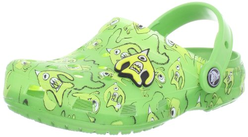 Crocs Kids Boys CrocsChameleons AlienPtrn ClgC Shoes