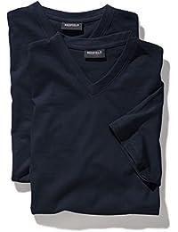 Redfield Camisetas azules oscuras - Paquete de dos