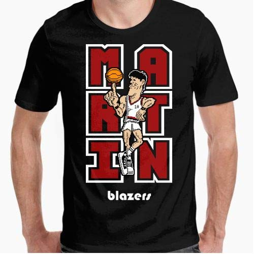 Camiseta - diseño Original - Fernando Martin - NBA - XXL