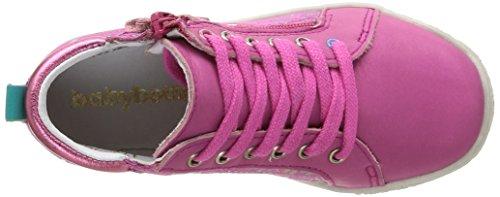 babybotte Mädchen Anchantan Sneaker Rose (172 Fuchsia Python)