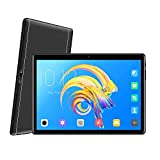 10.1 Pouces Tablette Tactile Android 7.0 32GO ROM - Doule 4G SIM/Wi-FI Tablette PC - Quad Core 3GO RAM, Bluetooth GPS OTG HD 1280*800 (Noir)
