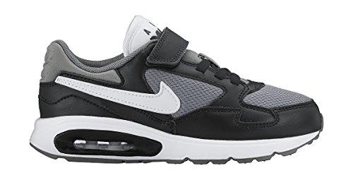 Nike Air Max St (Psv) Jungen Laufschuhe Schwarz / Weiß / Grau / Schwarz (Schwarz / Weiß-Cool Grey-Anthrct)