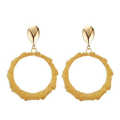 zpl-moda-titanio-acciaio-orecchini-placcati-gold