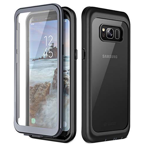 Prologfer Funda Samsung Galaxy S8 360 Grados Transparente