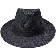 Easy Go Shopping Sombreros de Paja Sombreros de Mujer Sombreros de Paja de Verano  Sombreros Sombreros ead66d17835