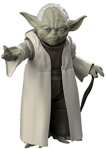 Bandai Star Wars Yoda Escala 1/6 Maqueta De Plástico (Necesario su montaje)