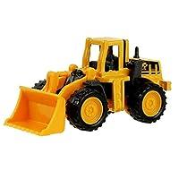 Ruiyiheng Durable 1X Mini Alloy Engineering Car Tractor Toy Dump Truck Model Classic Toy Car