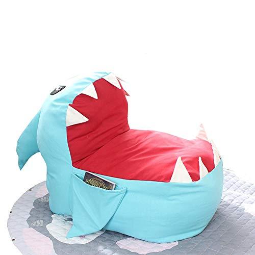 decaden Kinder Sitzsack Faul Sofa,Füllung Sitzkissen Bodenkissen Kissen,Faule Couch Baby Stuhl Tasche Geeignet Für Kinder Zum Spielen