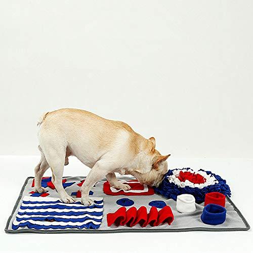 PETEMOO Schnüffelteppich für Hunde, Hund Riechen Trai… | 06951821885182