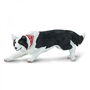 Safari S254529 Best in Show Dogs Border Collie Miniatura