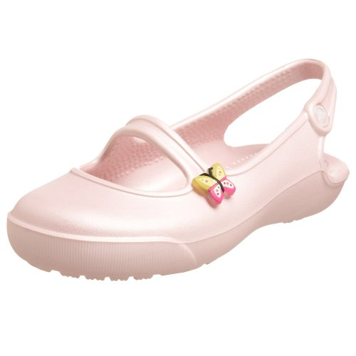 crocs Kids Gabby, Zoccoli Bambina Cotton Candy