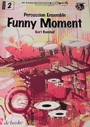 Funny moments : für Glockenspiel, Snare Drum, Woodblock und Tom Tom